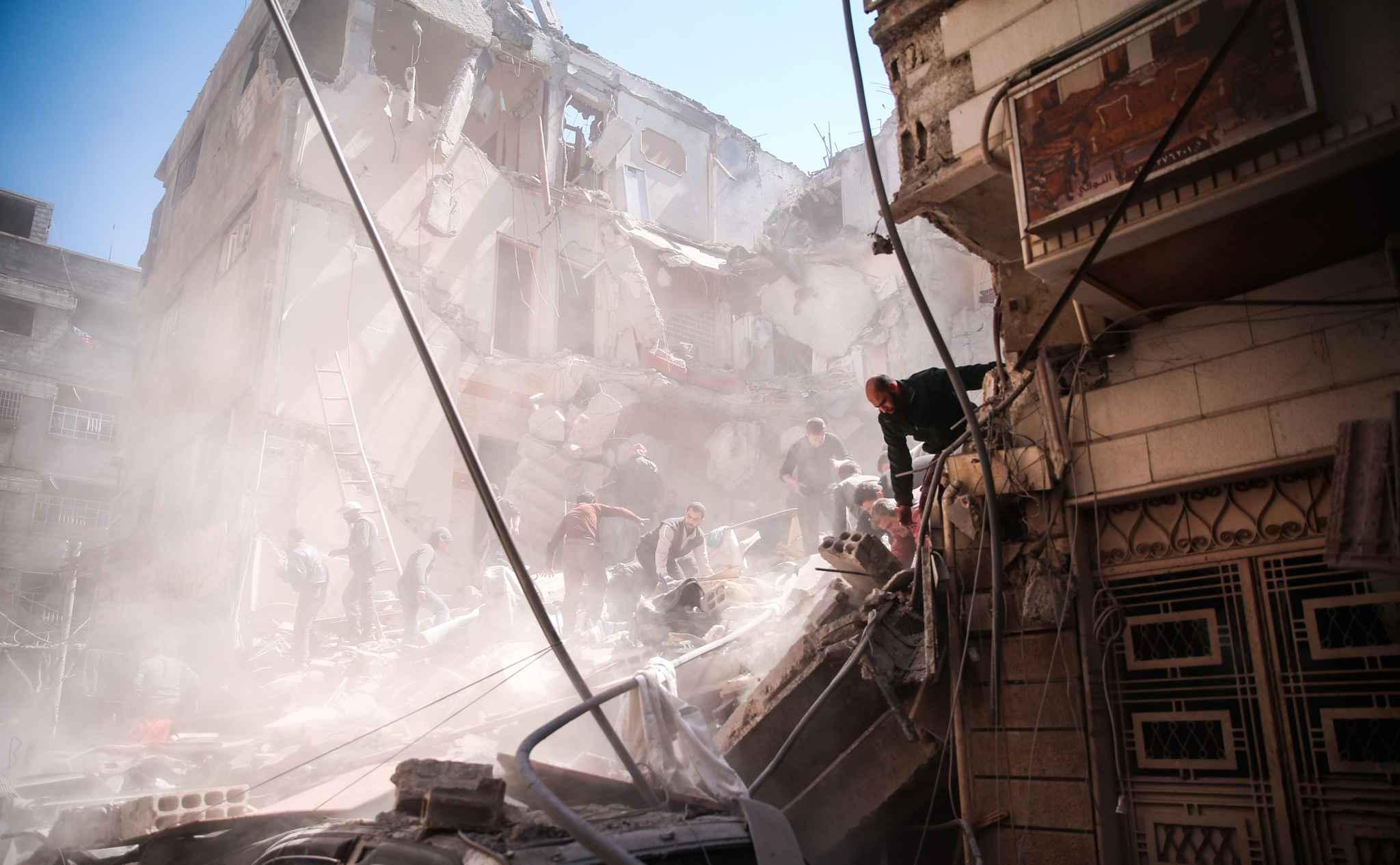 La résolution de l'Onu sur la Syrie est