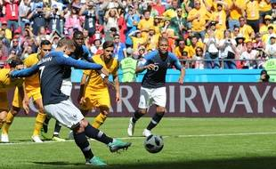Le match France/Australie a réalisé un carton d'audience sur TF1.