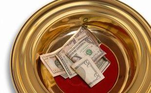 Le denier de l'Eglise, une ressource cruciale pour le salaire des prêtres