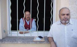 La mosquée de Carpentras le 17 juin 2012 - Marion MARECHAL LE PEN a été élue Députée