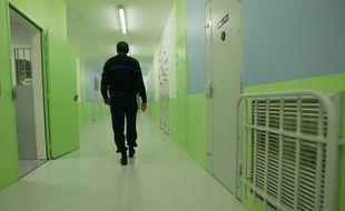 24/03/11, Bourg-en-Bresse. Centre penitenciaire de Bourg-en-Bresse.