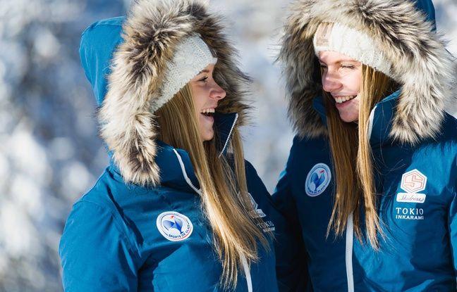 Margot et Carla sont tellement complices que leurs adversaires ont cru qu'elles étaient sœurs jumelles. Un surnom est aussitôt né dans le monde du bobsleigh.