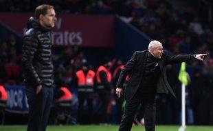 Alain Casanova craint le retour de bâton du PSG après sa défaite à Rennes.
