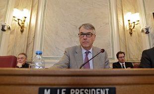Le président du département du Nord, Jean-René Lecerf.