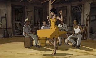Le film d'animation «Chico et Rita», qui sortira en salle en juillet, est destiné à un public de jeunes adultes.