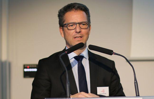 Lionel Lepouder, président d'Invest In Bordeaux.
