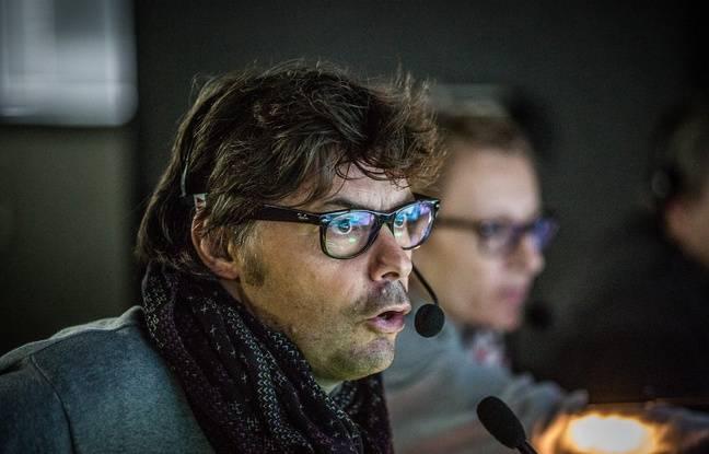 Olivier Denis, réalisateur des 24 Heures du Mans.