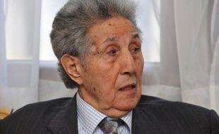 Ahmed Ben Bella, le premier président de l'Algérie indépendante, est mort mercredi à Alger à l'âge de 96 ans