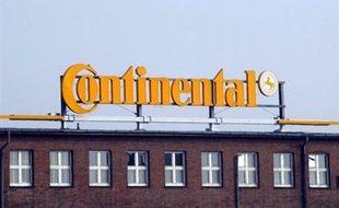 """L'usine de l'équipementier automobile allemand Continental de Clairoix (Oise), qui emploie environ 1.100 personnes, pourrait fermer, selon la direction de l'usine, samedi, qui indique que cette """"éventualité"""" doit être """"prise au sérieux""""."""