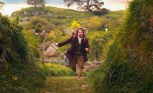 Extrait du film «Le Hobbit : Un voyage inattendu».