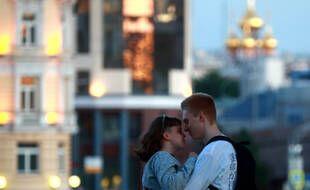Un jeune couple (image d'illustration).