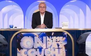 Laurent Ruquier sur le plateau d'«On n'est pas couché».