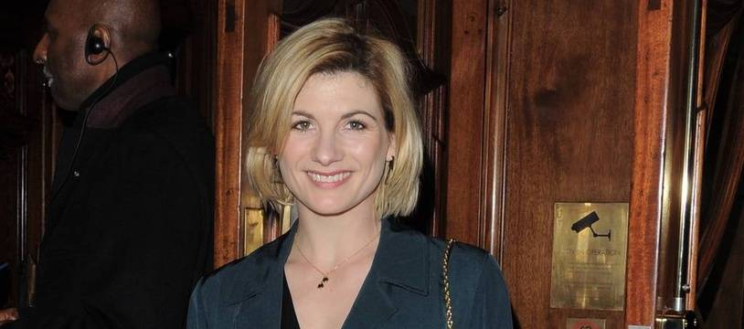 L'actrice Jodie Whittaker