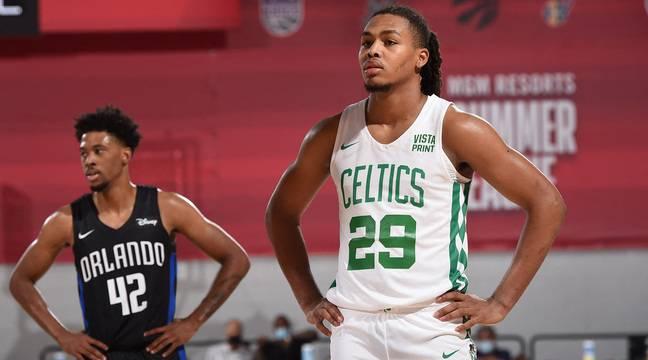 Basket : Comment gérer la « déception » de toujours jouer en France alors qu'on est promis à un avenir radieux en NBA ?