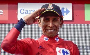 Nairo Quintana devrait remporter la Vuelta dimanche soir