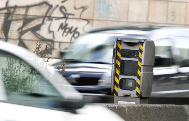 Les radars automatiques vont rapporter 1,24 milliard d'euros au gouvernement en 2019