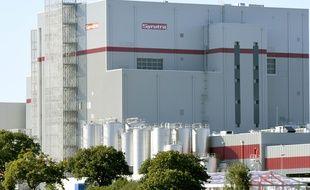 L'usine Synutra a été inaugurée en septembre 2016 à Carhaix.