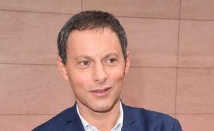 L'animateur Marc-Olivier Fogiel.