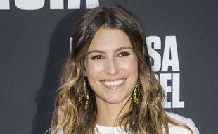 Laury Thilleman à l'avant-première de la saison 3 de «La Casa de Papel» le 15 juillet 2019 à Paris.