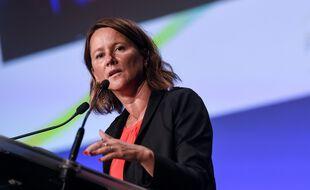 La maire de Nantes Johanna Rolland, le 10 septembre 2021.