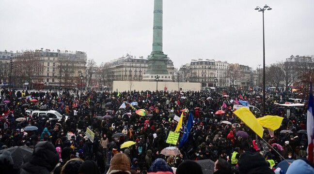 Loi «sécurité globale»: Une organisation de teufeurs accuse la police de violences