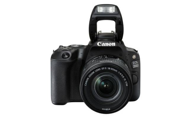EOS 200D de Canon: un reflex familial.