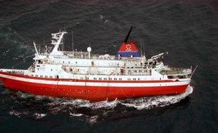 Le bateau de croisière l'«Explorer» naufragé en Antarctique après avoir heurté un iceberg