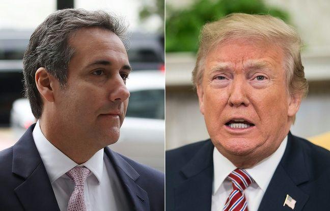 Etats-Unis: L'ex-avocat de Trump, Michael Cohen, condamné à 3 ans de prison