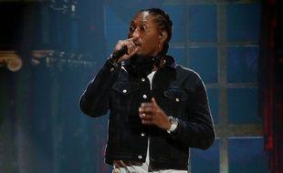 Le rappeur Future lors de BET Awards à Los Angeles