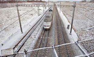 Le TER-GV va pouvoir désormais relier Lille à Rang-du-Fliers.