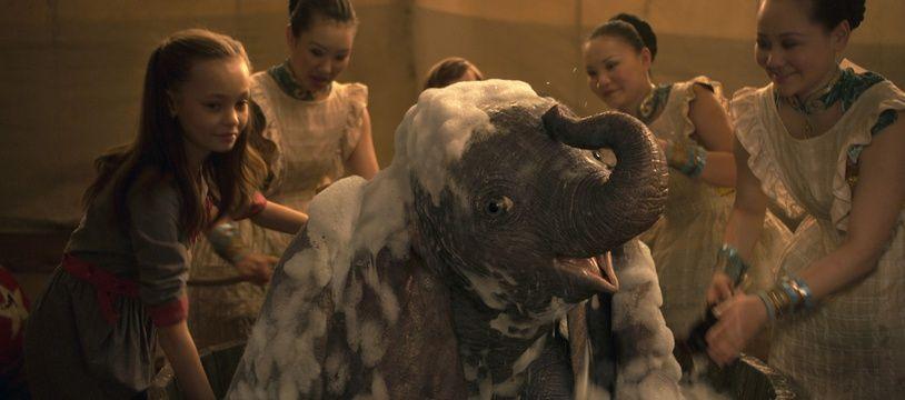 Dumbo de Tom Burton