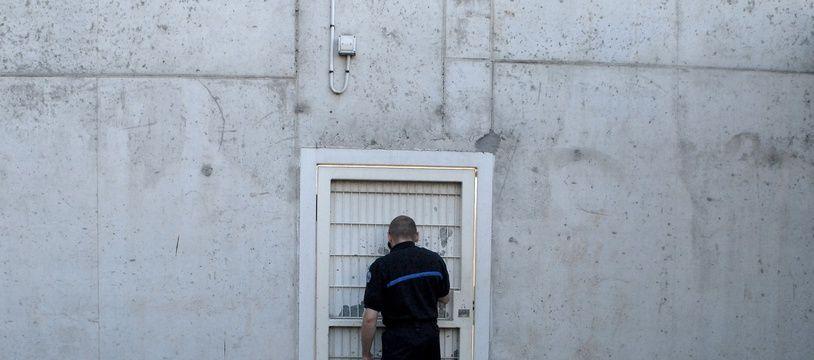 Trois gardiens de prison ont été blessés dans l'attaque. (Illustration)
