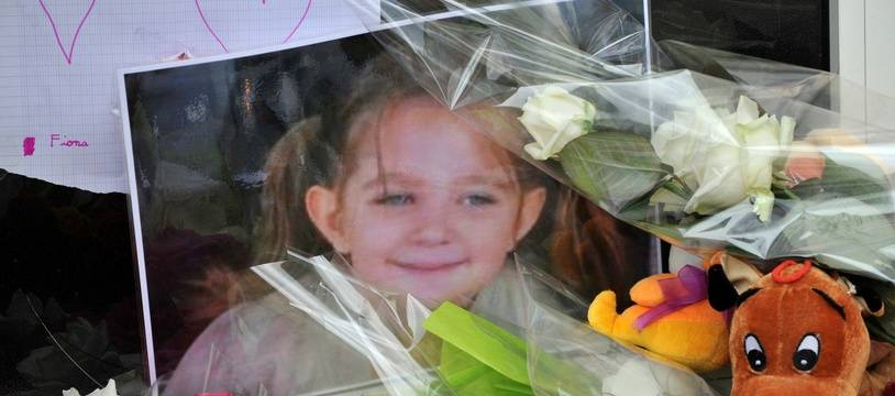 Une photo de Fiona morte en 2013 dans des circonstances troubles et dont le corps n'a jamais été retrouvé