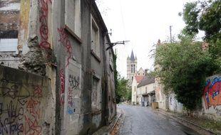 Le vieux pays de goussainville un village pas si fant me for Piscine de goussainville