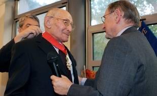 Georges Loinger, grand résistant juif, est décédé.