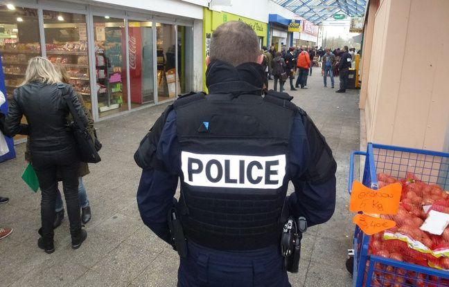 Rennes: Un homme poignardé devant un centre commercial