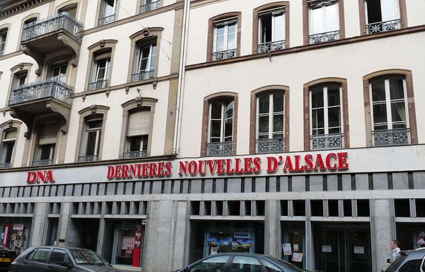 Strasbourg: Un salarié des Dernières Nouvelles d'Alsace se suicide au siège du quotidien régional