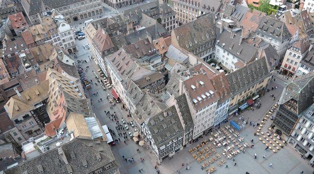 Strasbourg : Contre les grandes enseignes, la mairie veut favoriser le commerce et l'artisanat local en centre-ville