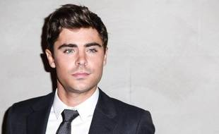 Zac Efron le 18 avril 2013.