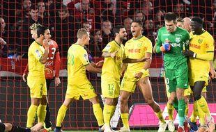 Tatarusanu a sauvé son équipe en seconde période en stoppant un penalty tiré par Clément Grenier.