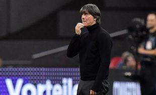 Joachim Löw lors de la défaite de l'Allemagne aux Pays-Bas (3-0), le 13 octobre 2018.