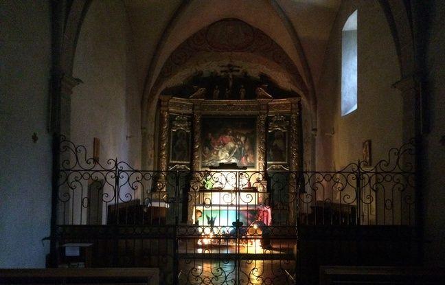 C'est dans cette chapelle que des fidèles avaient cru reperé Xavier Dupont de Ligonnès.