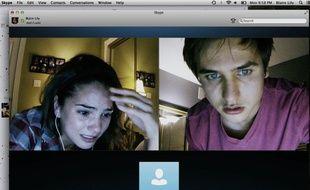 «Unfriended» et sa suite «Dark Web» se déroulent intégralement sur un écran d'ordinateur