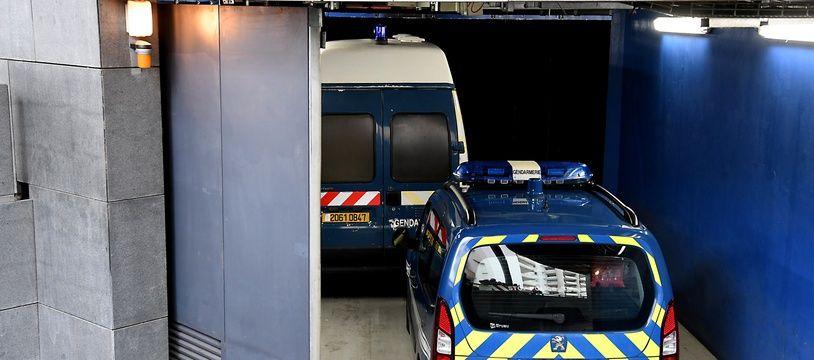 Nordahl Lelandais est entendu depuis lundi dans l'affaire de la disparition d'un militaire.