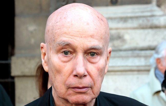 Gabriel Matzneff cité à comparaître devant le tribunal pour «apologie de crime»
