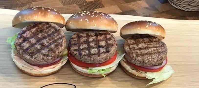 Le steak du futur sera peut-être végétal