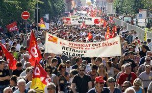 Les syndicats espèrent faire mieux que lors de la manifestation du 23 septembre.