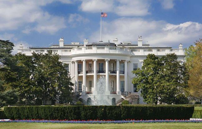 VIDEO. Etats-Unis: Des crevasses se forment dans la pelouse de la Maison-Blanche