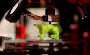 Une imprimante 3D de l'entreprise CB-Printer.