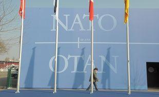 Illustrations sommet de l'OTAN. Au village autogéré, rue barrées police le 02 04 2009